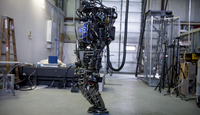 Robotics - a top trend
